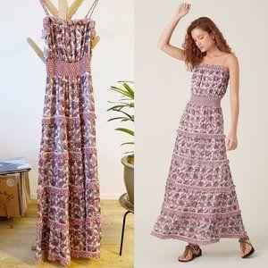 TIGERLILY Nakami Frill Maxi Dress BNWT RRP$299